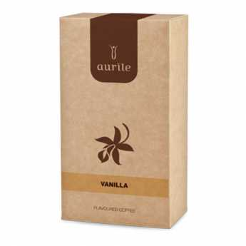 Cafea măcinată aromată Aurile - VANILLA
