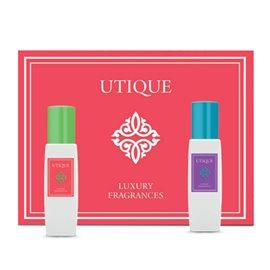 Set 2 Utique -Alb