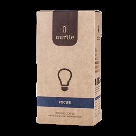 Cafea măcinată funcţională Aurile - FOCUS