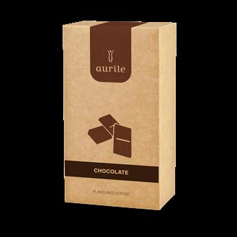 Cafea măcinată Aurile CHOCOLATE