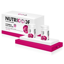 VITAMINS FOR HER 50+ supliment alimentar