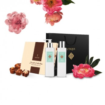UTIQUE GRAPEFRUIT & ORANGE BLOSSOM SET