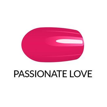 Lac Pentru Unghii Cu Finisare Gel PASSIONATE LOVE