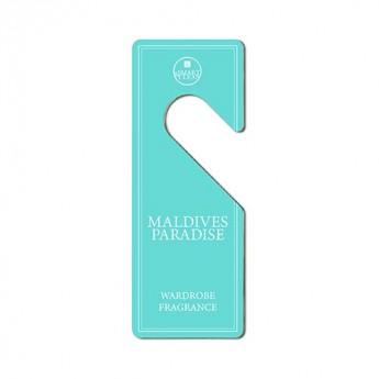 Umerase parfumate MALDIVES PARADISE garderoba