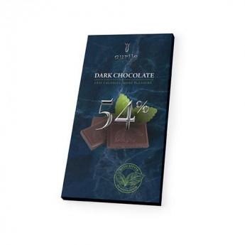 Ciocolata cu lapte 54% - fara calorii
