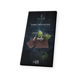 Ciocolata neagra 74%