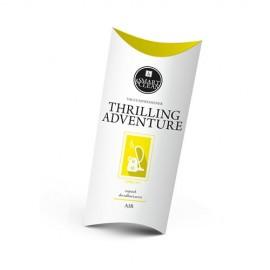THRILLING ADVENTURE parfum odorizant pentru aspirator