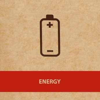Cafea măcinată funcţională Aurile - ENERGY